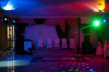 luces para bodas